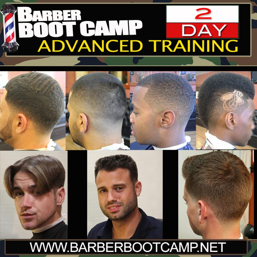 2 Day Barber Training